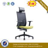 Moderne leitende Stellung-Möbel-ergonomischer Gewebe-Ineinander greifen-Büro-Stuhl (HX-YY010)