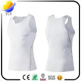 Maglietta asciutta rapida Sleeveless superiore del serbatoio del muscolo di sport