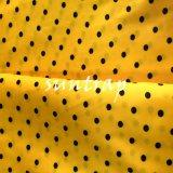 Полиэстер из тафты ткань для печати куртка внутренней панели боковины