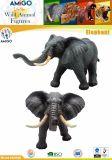Vente chaude Animal cadeau de Noël en vinyle de jouets pour enfants