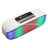 Altoparlante portatile del USB dell'indicatore luminoso variopinto esterno di stereotipia LED di Bluetooth con la radio di FM