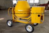 移動式具体的なミキサー機械をロードしている400L産業小型自己