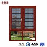 Окно Casement защитного стекла окна дома алюминиевое