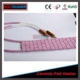 Pista de calentador de cerámica del elemento de calefacción de la pista del precio de Cmpetitive 220V