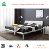 Кровать самомоднейшего двойника Headboard размера ферзя Extendable деревянная