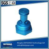양극 처리된 알루미늄에게 기계로 가공에게 /Blue에 의하여 양극 처리되는 알루미늄 6061 7075 CNC 맷돌로 갈기