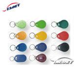 ABS De Markering 125MHz Keyfob van Keytag RFID van het Toegangsbeheer