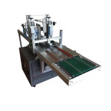 Empaquetadora automática del rectángulo del cartón de papel de tejido facial del lacre del buen precio
