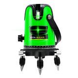 Auto que nivela linhas anti nível giratório do verde 5 do laser