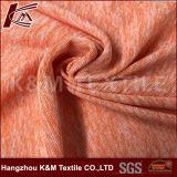 100d tricot cationiques Jersey Tissu, tissu élastique Yoga