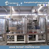 5iluminado 10encendido beber agua mineral taponadora de llenado de la arandela 3in1 Máquina