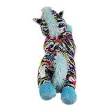 Cheval mou promotionnel de jouet de peluche pour des gosses