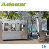 Mola totalmente automática máquina de engarrafamento de água mineral puro