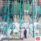 Lo Zimbabwe 20 tonnellate per fresatrice stridente del pasto del mais di giorno