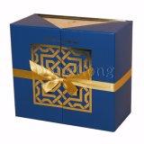 Различным коробки подарка картона типов изготовленный на заказ напечатанные логосом упаковывая