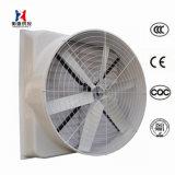 Fibra de Vidro do cone do ventilador Ventilador de Fluxo Axial do ventilador para emissões