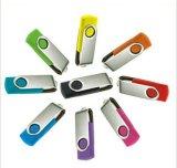 Venda por grosso toque personalizado a unidade flash USB com o logotipo OEM
