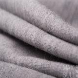 100% corteggia il tessuto di Duablel per l'inverno nel Gray