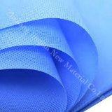 Utilisation non-tissée remplaçable de tissu de SMS pour la robe chirurgicale respectueuse de l'environnement