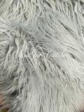 Pelliccia lunga di /Fake della pelliccia di falsificazione del mucchio/su pelliccia del mucchio