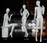 Formulários fêmeas do Mannequin do ODM para o indicador da forma