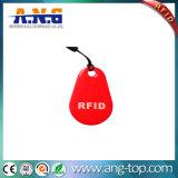 통합을%s 수정같은 표면 13.56MHz RFID 에폭시 카드