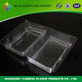 Container van de Cake van de Kwaliteit van de Leverancier van China de Beste Transparante Plastic