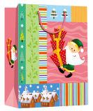 휴일 디자인 싼 선물 주문 로고 승진 종이 봉지