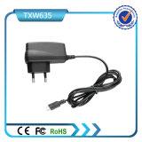 Заряжатель стены RoHS Ce USB 5V 2A Micro мобильного телефона вспомогательный