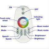 Control de la música de DC12V-24V 2.4G RF RGB