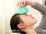 Горячий и холодный многоразовый медицинский мешок льда ткани для головной боли