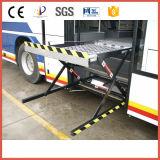 Elevador elétrico e hidráulico do CE da cadeira de rodas para o barramento da cidade (WL-UVL-1300)