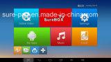 L'Inde Case IPTV, Quad Core RK3229 Android TV Box Pakistan soutien IPTV 4k H. 265 mieux que Mxq PRO