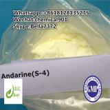 CAS 401900-40-1 S4 Andarine (GTX-007) для мышцы расточительствуя использование