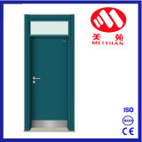 粉の学校のための上塗を施してある非常に低価格の鋼鉄金属のドア