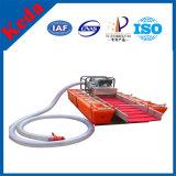 Qingzhouの携帯用小さい金の浚渫船