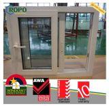 PVC standard doppio Windows scorrevole lustrato dell'Australia