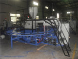 Zwei Farbe Belüftung-Luft-durchbrennenhefterzufuhren, die Maschine herstellen
