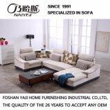 거실 집 부분적인 직물 소파 (FB1147)