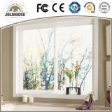 Fábrica 2017 de China UPVC barato Windows deslizante