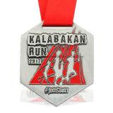주문 은 아연 합금 기념품 회전시키는 스포츠 메달 도매