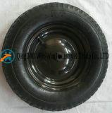 Rotella di gomma pneumatica per la spazzatrice di via (4.00-8/400-8)