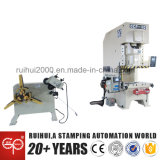에서 Electronics 를 사용하는 NC Precision Servo Roll Feeder (RNC-200HA)의 The Field