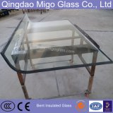 Serigrafia Cake Display Cabinet Glass Curved Front Cover Glass