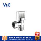 Válvula de ângulo de latão de hidrante (VG-E12471)