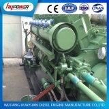 De groene Reeksen van de Generator van de Brandstof van de Macht Dubbele - de Reeks van de Generator van het Gas van 12 Cilinder