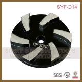 абразивный диск диаманта 100mm истирательный для бетона