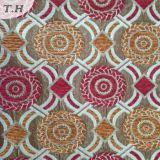 Grand tissu circulaire de sofa d'Uphostery de jacquard de Chenille par 200 GM/M
