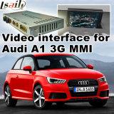 Videoschnittstellen-Navigations-Kasten für (2009-2014) Audi A4l/A5/Q5/S5