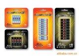 Lianli 1.5V AA Long Life R6 Battery in Card